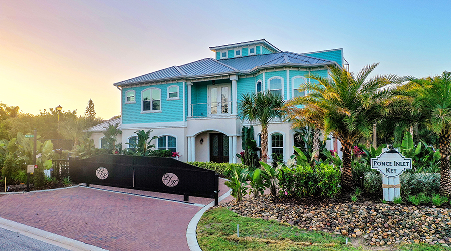 Ponce Inlet Key house image
