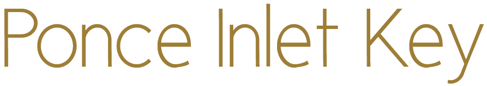 Ponce Inlet Key logo